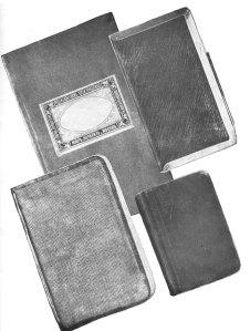 I quaderni originali - Die Hefte